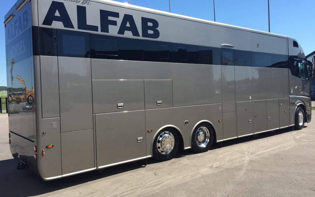 Träffa ALFAB på våra tävlingar